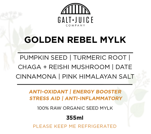 Golden Rebel Mylk