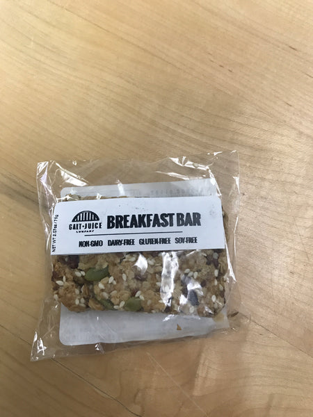 Breakfast Bar