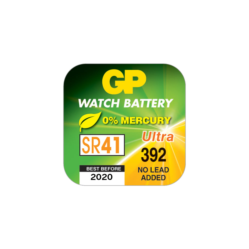GP Thermometer battery 1-pack