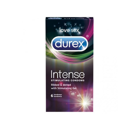 Durex Intense - 6 pack