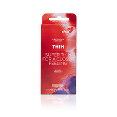 Thin by RFSU - 10 pack
