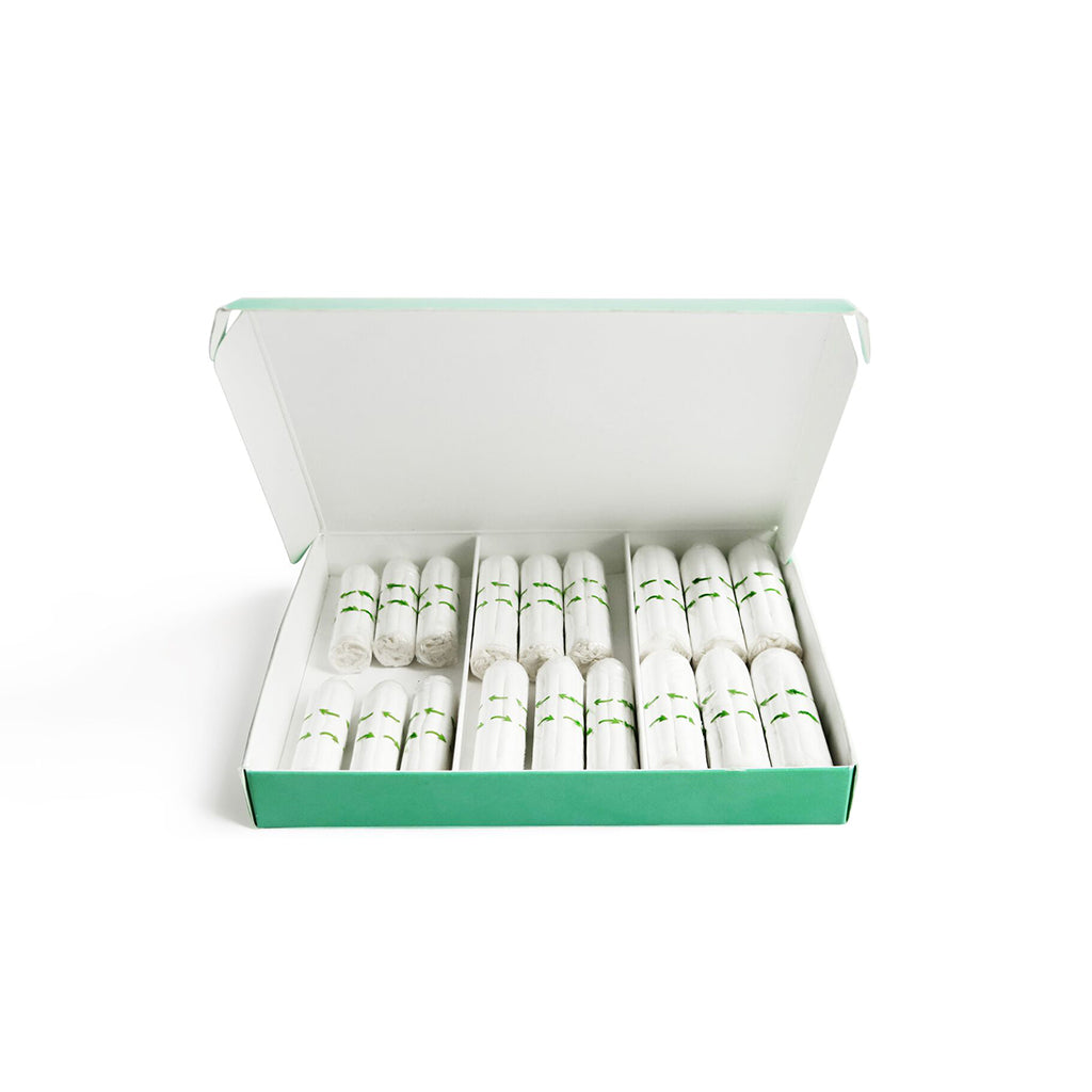 Yoppie Tampons - 18 pack