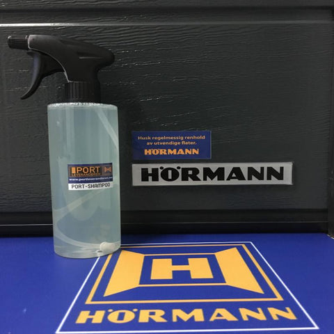 Port-Shampoo Hørmann