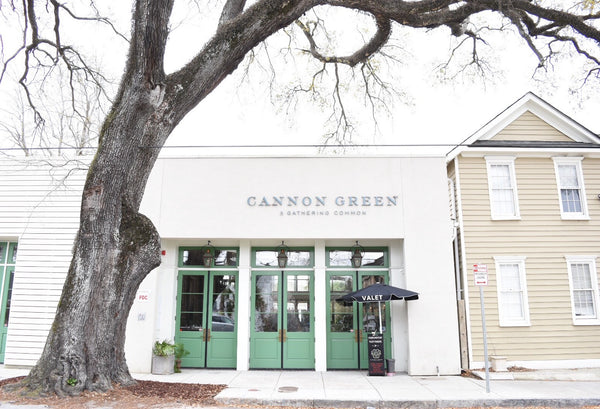 A Very Charleston Brunch at Cannon Green