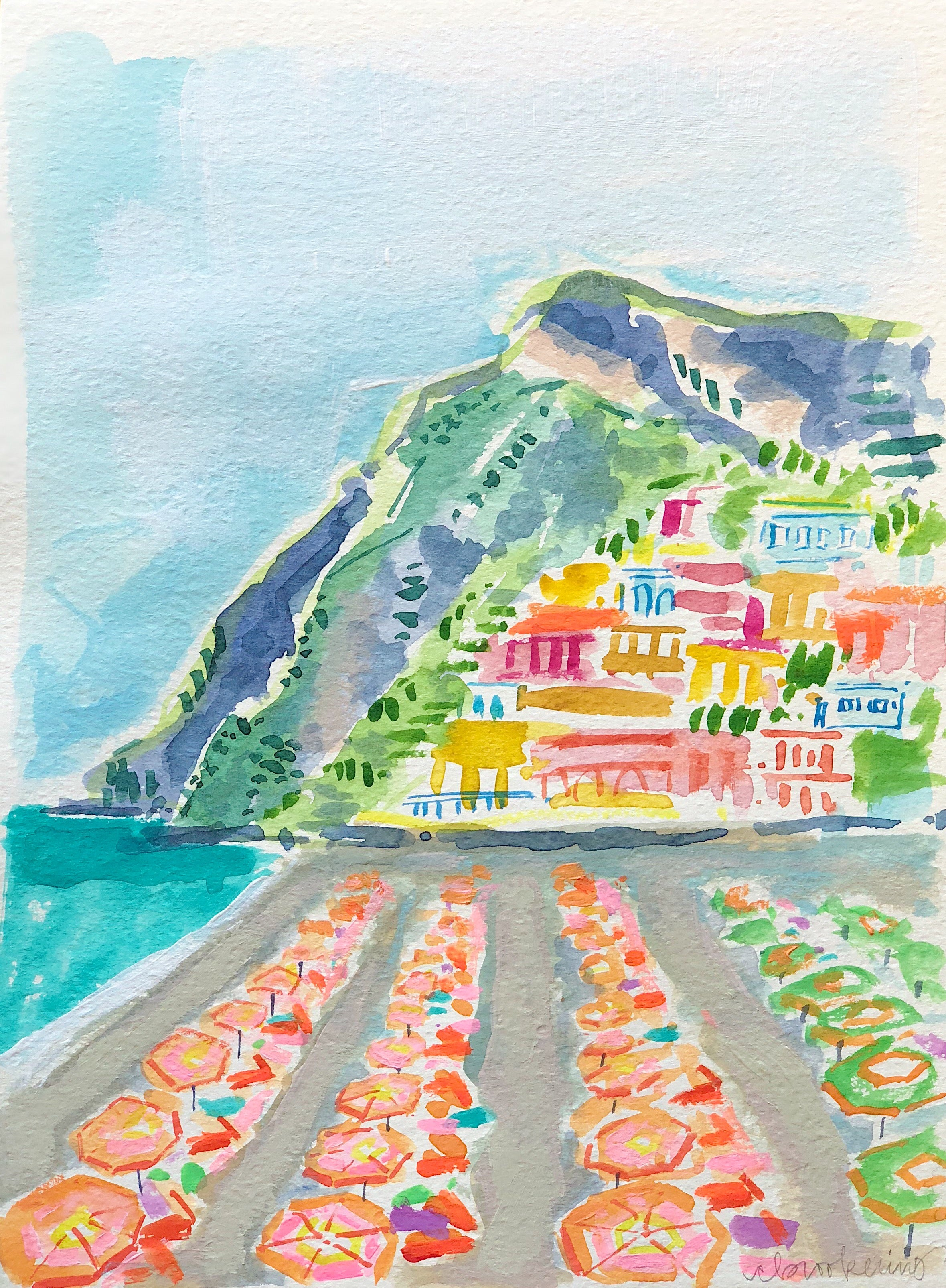 Positano for the Weekend