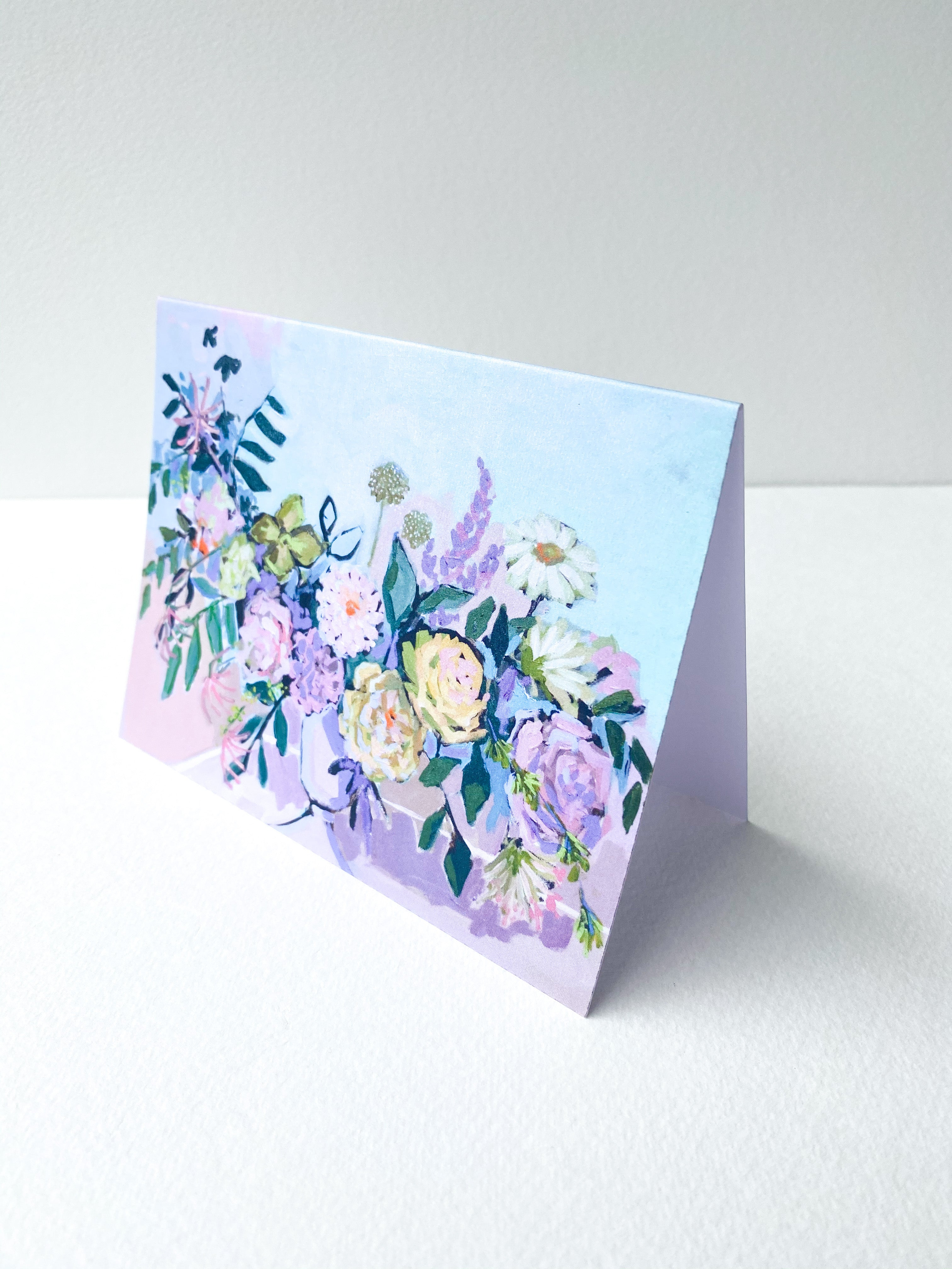 French Charm Notecard Set