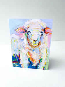 Little Lamb Notecard Set