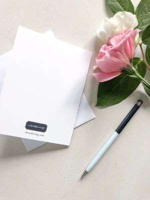 All Bay Long Notecard Set