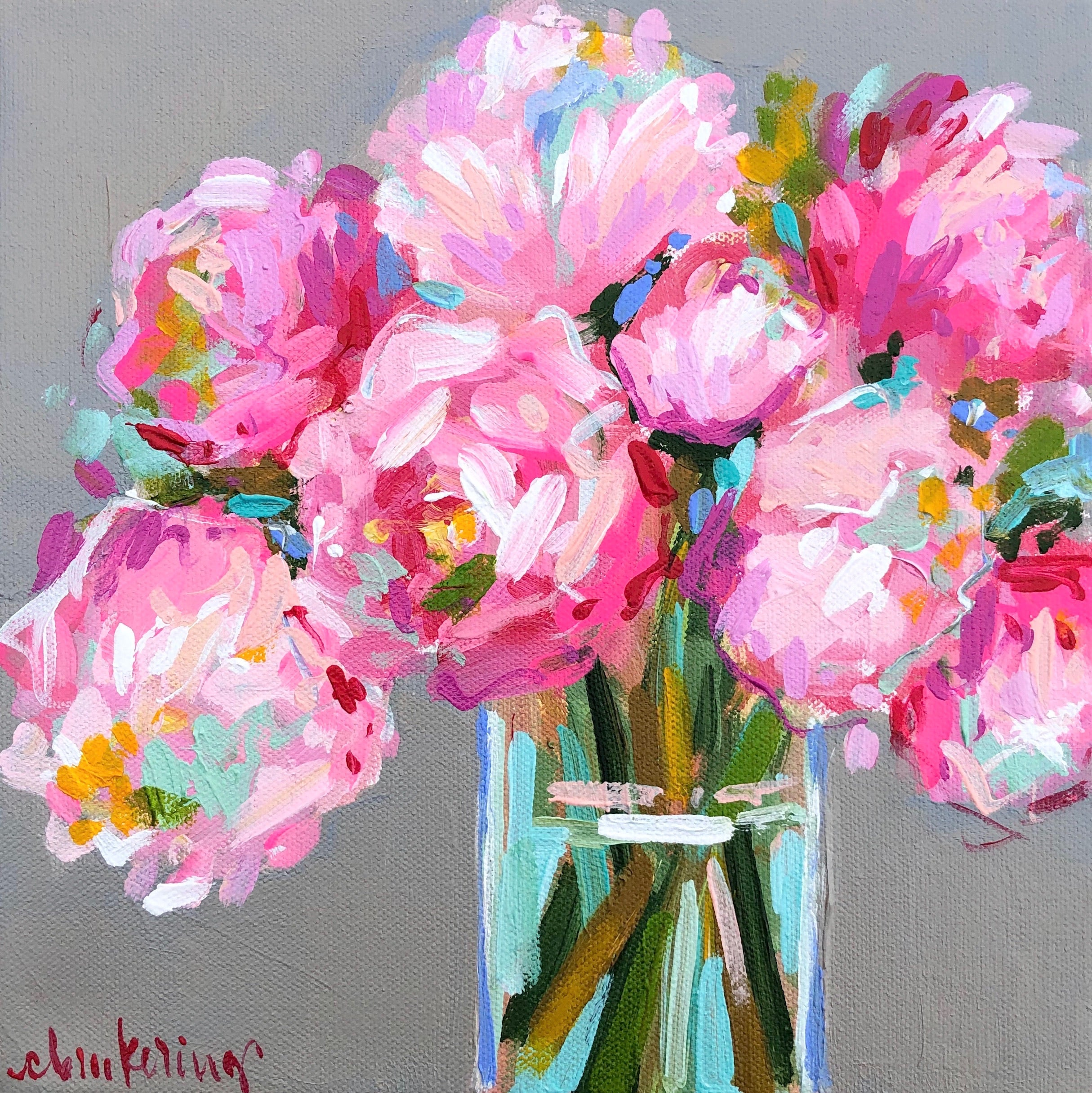 Peony for Your Thoughts