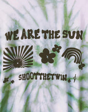 Load image into Gallery viewer, .a / SR T-shirt WE ARE THE SUN! - Tie Dye, Long Sleeve