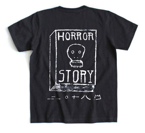 KR Horror Story - BLACK - Short and Long Sleeve