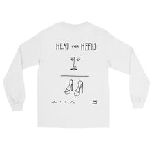 Load image into Gallery viewer, KR Head over Heels - WHITE - Short and Long Sleeve