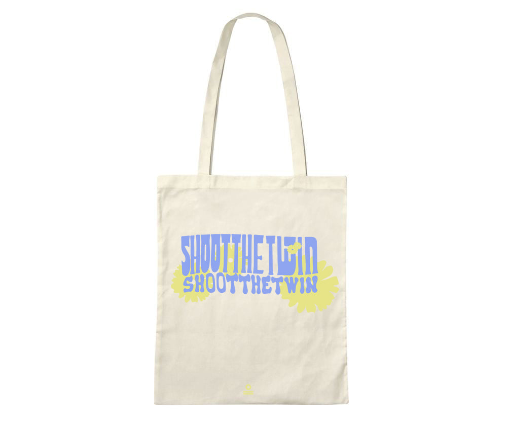 .b / Bags SR WE ARE THE SUN STT. FLOWER! - NATURAL AND BLACK