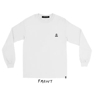 KR Head over Heels - WHITE - Short and Long Sleeve
