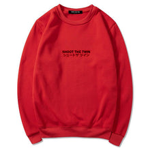Load image into Gallery viewer, a / シュートザ ツイン Embro Sweatshirt