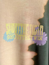 Load image into Gallery viewer, .a / SR T-shirt FLOWERS, WE ARE THE SUN! - TIE DYE