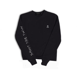 a / Shoot The Twin Core Long Sleeve Tee