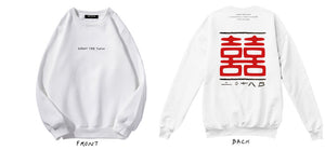 KR Double happiness 喜喜 Sweatshirt