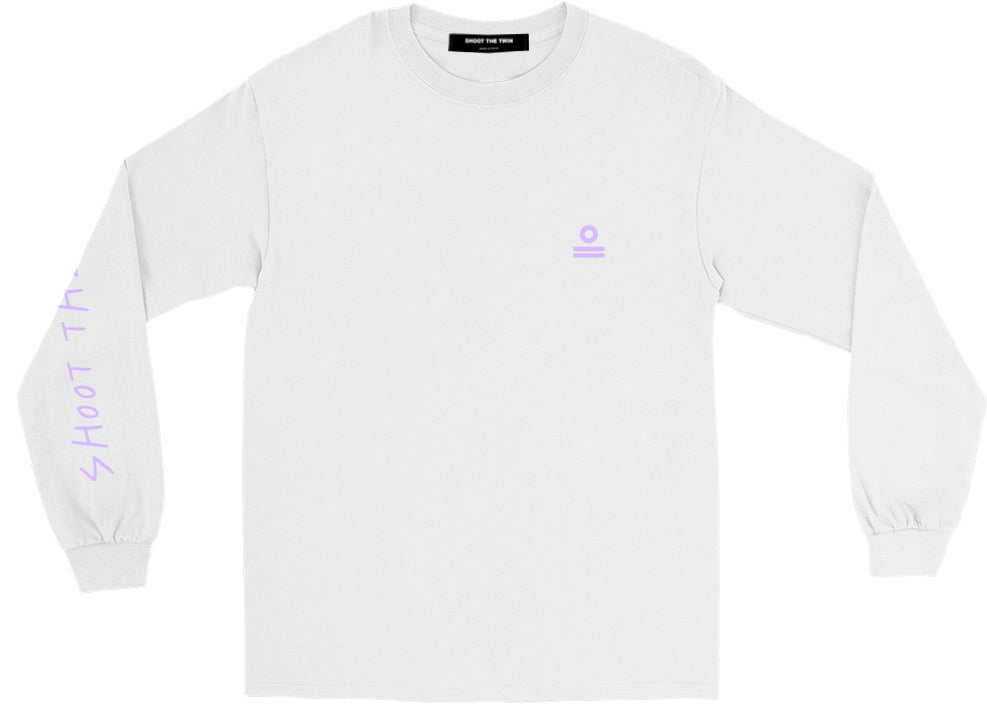 a / Shoot The Twin Long Sleeve Tee ~  Cool Summer Nights