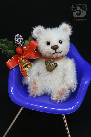 Artist Bear, Baby Whitley by Wayneston Bears