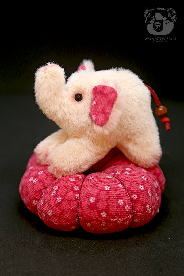 Pin Cushion, Cherish by Wayneston Bears