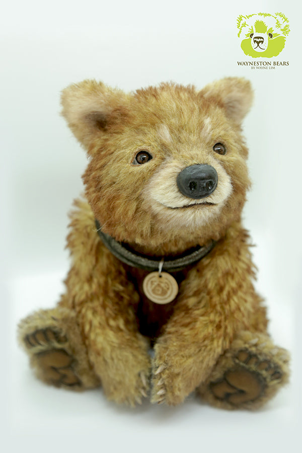Artist Bear, Chewy by Wayneston Bears
