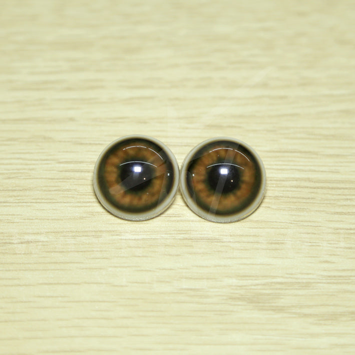 Realistic Resin Bear Eyes D2