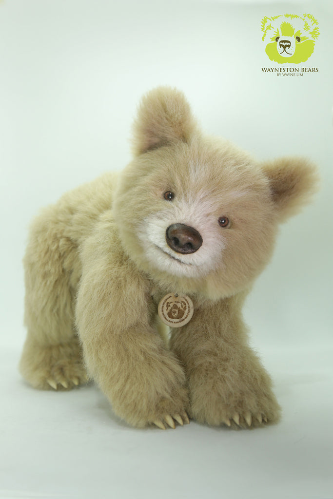 Artist Bear, Dale by Wayneston Bears