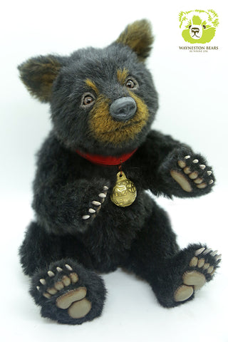 Artist Bear, Forrest by Wayneston Bears