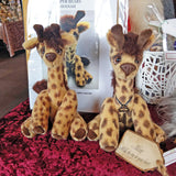 Savanah Giraffe Workshop by Cooper Bears (2-Day Special Workshop)