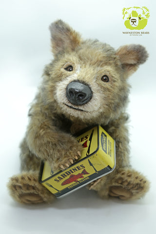Artist Bear, Hero Pharaoh Rocher by Wayneston Bears
