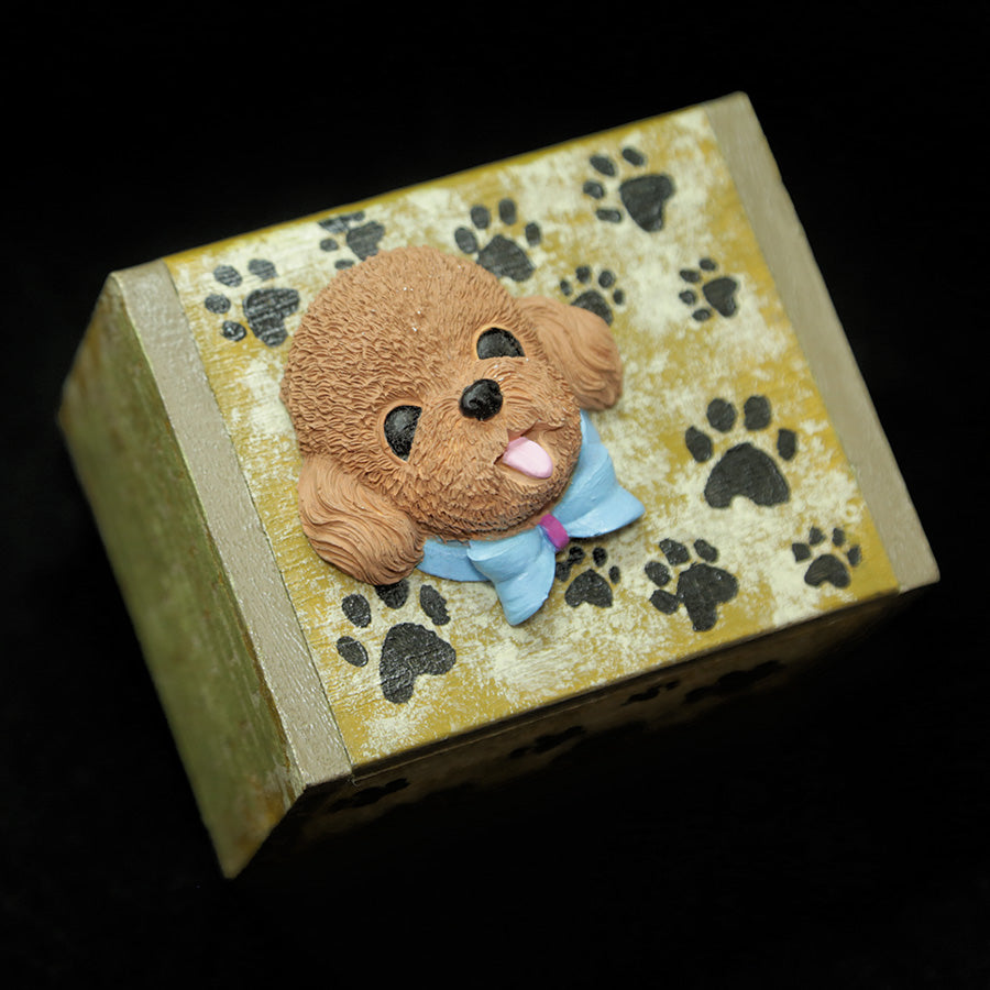 Ceramic Puppy Diffuser Ornament and Jewellery Box Workshop
