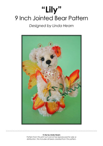 Lily E-Pattern by Linda Hearn