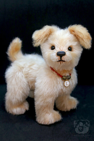 Beginner (2-Day Workshop) --- Lucky Puppy by Wayneston Bears