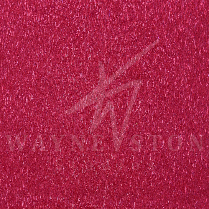 Miniature Fabric - Red Spark 6mm
