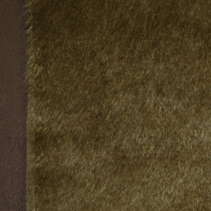 Mohair - Sparse Dark Brown, 21mm