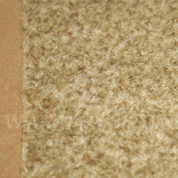 Mohair - Curl Hazelnut Tips, 23mm