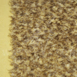 Mohair - Curl Brown Tips, 23mm