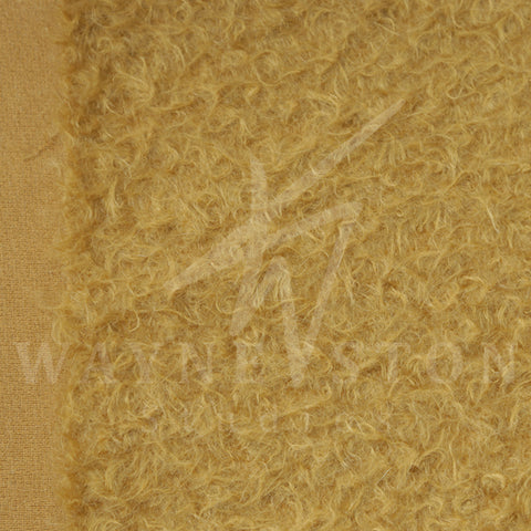 Mohair - Sparse Distress Butter, 23mm
