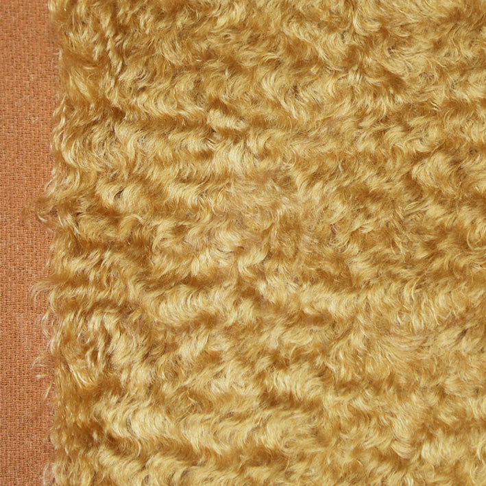 Mohair - Curl Ginger, 25mm