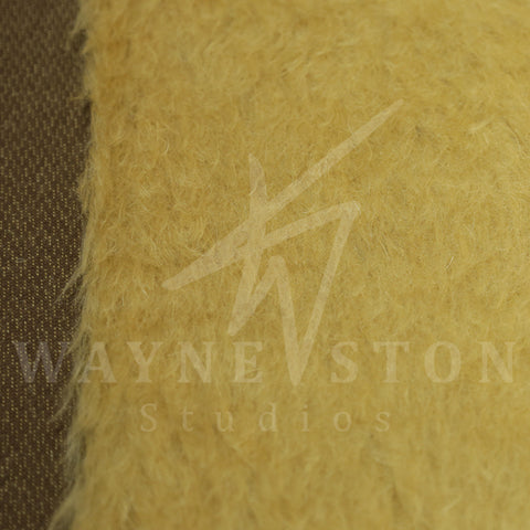 Mohair - Medium Dense, Maize, 40mm