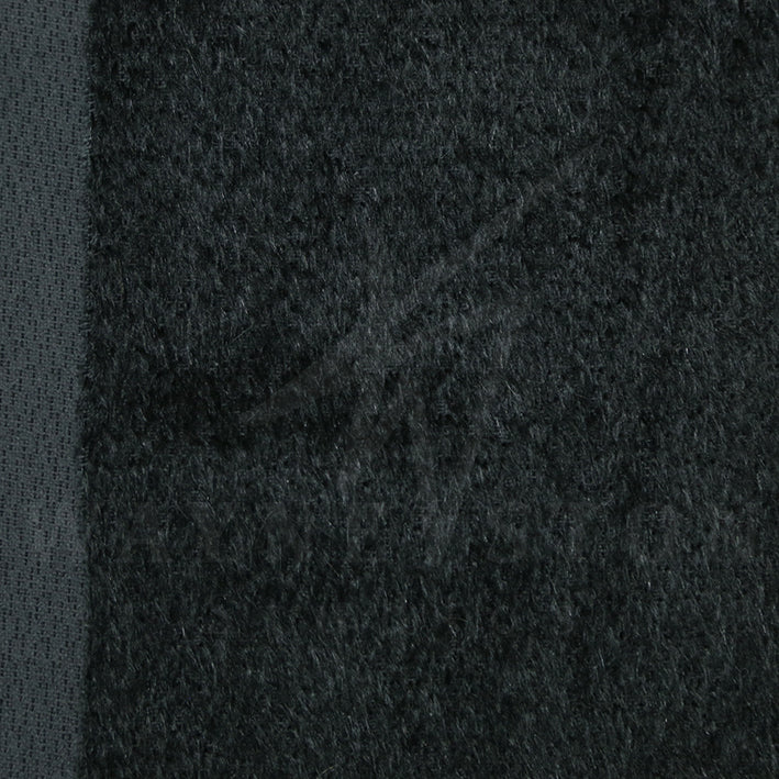 Mohair - Sparse Black, 9mm