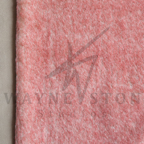 Mohair - Medium Dense, Sand with Reddish Brown Tip, 14mm
