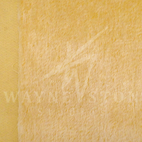 Mohair Artificial Silk - Deep Peach, 8mm