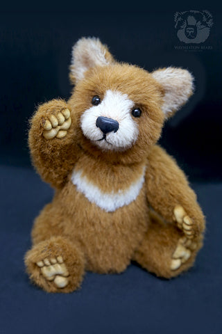 Intermediate (2-Day Workshop) Maxi Bear by Wayneston Bears