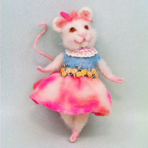 Tea Party Mouse Workshop by OooDolls, 11am - 6pm
