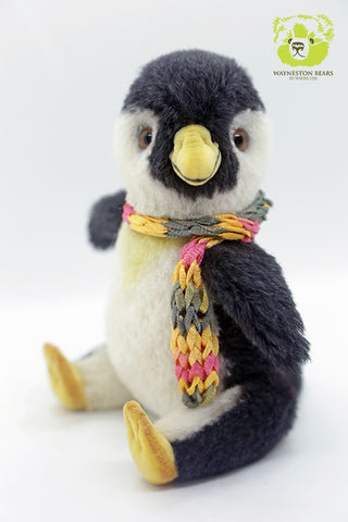 Intermediate (2-Day Workshop) Percy Penguin by Wayneston Bears