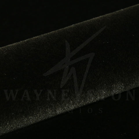 Synthetic - Dense Black, 13mm