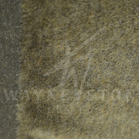 Synthetic - Dense Warm Grey, 13mm