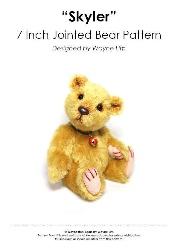 Skyler Kit by Wayneston Bears (Pre-order)